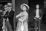 Parents at the Eton Harrow annual cricket match at Lords. St Johns Wood, north London. England. 1975<br /> <br /> PARIS 2015 LES DOUCHES LA GALERIE<br /> Vintage silver gelatin print. 9x6 on 10x8 <br /> <br /> Vintage print made by Grove Hardy Ltd<br /> <br /> THIS ARE MEDIUM RES FILES ONLY FOR VIEWING AND SHOULD NOT BE SENT OUT