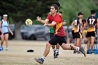 Touch - CSW Qualifying Tournament at Fraser Park, Lower Hutt, New Zealand on Thursday 21 February  2019. <br /> Photo by Masanori Udagawa. <br /> www.photowellington.photoshelter.com