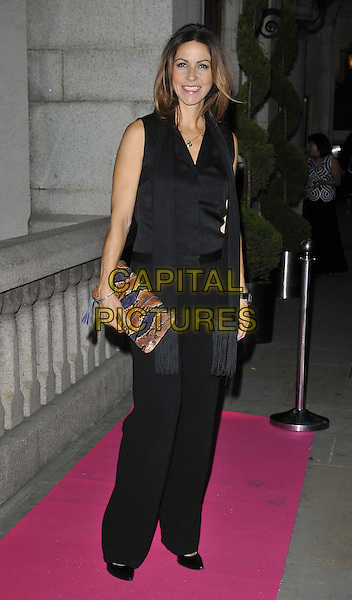 LONDON, ENGLAND - OCTOBER 02: Julia Bradbury attends the Inspiration Awards For Women 2014, Cadogan Hall, Sloane Terrace, on Thursday October 02, 2014 in London, England, UK. <br /> CAP/CAN<br /> &copy;Can Nguyen/Capital Pictures