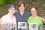 Angela Josey, Ann Daly and Emma Daly Milltown having fun at the Killarney Lions Club 10km mini marathon on Sunday