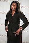 Journalis Lori Stokes arrives at the Gordon Parks Foundation 2014 Award Dinner and Auction on June 3, 2014 at Cipriani Wall Street, located on 55 Wall Street.