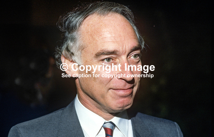 Neil Macfarlane, MP, Conservative Party, UK, junior minister, environment & sport, 19840144NM1..Copyright Image from Victor Patterson, 54 Dorchester Park, Belfast, UK, BT9 6RJ..Tel: +44 28 9066 1296.Mob: +44 7802 353836.Voicemail +44 20 8816 7153.Skype: victorpattersonbelfast.Email: victorpatterson@me.com.Email: victorpatterson@ireland.com (back-up)..IMPORTANT: If you wish to use this image or any other of my images please go to www.victorpatterson.com and click on the Terms & Conditions. Then contact me by email or phone with the reference number(s) of the image(s) concerned.