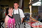 "Duagh Summer Festival : Attending the Duagh summer festival on Saturday last were Mary Anne Relihan and her  chef son John Relihan from Jamie Oliver's London Restaurant ""Barbecoa"""