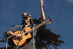 Tom Morello at Hardly Strictly Bluegrass