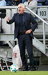 10.09.2017, Wirsol Rhein-Neckar-Arena, Sinsheim, GER, 1.FBL, TSG 1899 Hoffenheim vs FC Bayern M&uuml;nchen<br />  im Bild<br /> Trainer Carlo Ancelotti (M&uuml;nchen)<br /> Foto &copy; nordphoto / Bratic