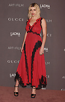 LOS ANGELES, CA - NOVEMBER 04: Lola Fruchtmann attends the 2017 LACMA Art + Film Gala Honoring Mark Bradford and George Lucas presented by Gucci at LACMA on November 4, 2017 in Los Angeles, California.<br /> CAP/ROT/TM<br /> &copy;TM/ROT/Capital Pictures
