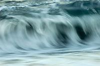 wave, Kaimu beach, Kalapana, Hawaii, Big Island of Hawaii