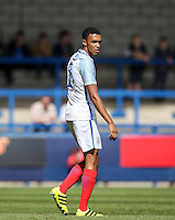 Trent Alexander Arnold (Liverpool) of England U19 during the International match between England U19 and Netherlands U19 at New Bucks Head, Telford, England on 1 September 2016. Photo by Andy Rowland.