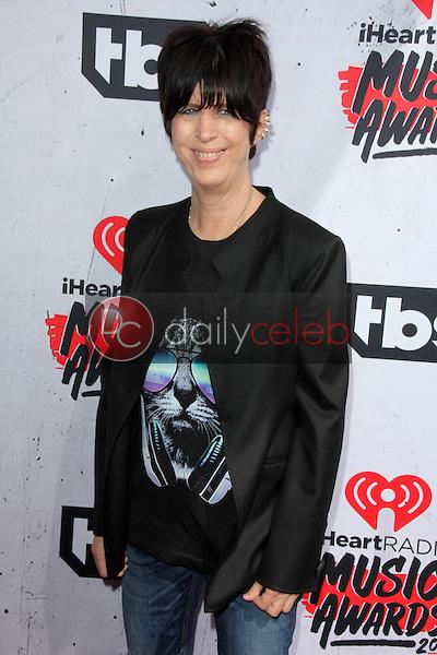 Diane Warren<br /> at the iHeart Radio Music Awards 2016 Arrivals, The Forum, Inglewood, CA 04-03-16<br /> David Edwards/DailyCeleb.com 818-249-4998
