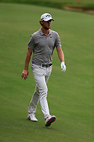 Thomas Pieters (BEL) on the 18th fairway during the 3rd round of the DP World Tour Championship, Jumeirah Golf Estates, Dubai, United Arab Emirates. 17/11/2018<br /> Picture: Golffile | Fran Caffrey<br /> <br /> <br /> All photo usage must carry mandatory copyright credit (&copy; Golffile | Fran Caffrey)