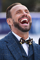 Jason Gardiner at the &quot;Dancing on Ice&quot; launch photocall at the Natural History Museum, London, UK. <br /> 19 December  2017<br /> Picture: Steve Vas/Featureflash/SilverHub 0208 004 5359 sales@silverhubmedia.com