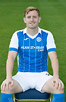 St Johnstone FC Season 2017-18 Photocall<br />Liam Craig<br />Picture by Graeme Hart.<br />Copyright Perthshire Picture Agency<br />Tel: 01738 623350  Mobile: 07990 594431