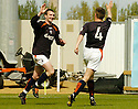 07/05/2005         Copyright Pic : James Stewart.File Name : jspa03_falkirk_v_qots.ANDY LAWRIE CELEBRATES AFTER HE SCORES FALKIRK'S FIRST.Payments to :.James Stewart Photo Agency 19 Carronlea Drive, Falkirk. FK2 8DN      Vat Reg No. 607 6932 25.Office     : +44 (0)1324 570906     .Mobile   : +44 (0)7721 416997.Fax         : +44 (0)1324 570906.E-mail  :  jim@jspa.co.uk.If you require further information then contact Jim Stewart on any of the numbers above.........A