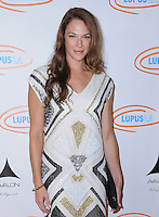 21 September 2016 - Hollywood, California. Amanda Righetti. 8th Annual Get Lucky for Lupus LA Celebrity Poker Tournament  held at Avalon Hollywood. Photo Credit: Birdie Thompson/AdMedia