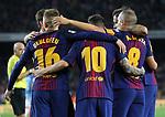 FC Barcelona 2 v 0 Malaga - 21 de Octubre 2017 - La Liga