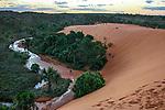 Dunas do Parque Estadual do Jalapao. Tocantins. 2015. Foto de Monica Zarattini.