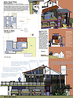 Professional Entry. Zachary Adams, Architect