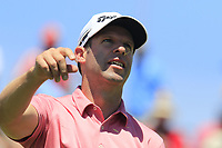 Bradley Dredge (WAL) on the 1st tee to start his match during Friday's Round 2 of the 117th U.S. Open Championship 2017 held at Erin Hills, Erin, Wisconsin, USA. 16th June 2017.<br /> Picture: Eoin Clarke | Golffile<br /> <br /> <br /> All photos usage must carry mandatory copyright credit (&copy; Golffile | Eoin Clarke)