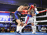"WBO #6 rated featherweight Gamalier Rodriguez (24-2-3, 16 KOs) pounded out a ten round unanimous decision over former Olympian and world title challenger Orlando ""El Fenomeno"" Cruz (20-4-1, 10 KOs) on Saturday night at the Bahia Shrine Temple in Orlando, Florida. Scores were 97-92, 97-92 and 96-93 for Rodriguez, who retained his NABO featherweight title."