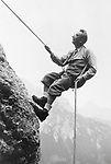 Viktor Emil Frankl (1905-1997), psychiatrist, neurologist. Photography, about 1950.