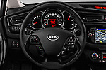 Car pictures of steering wheel view of a 2016 KIA Ceed_SW 5 Door Wagon Steering Wheel