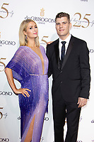 Chris Zylka, Paris Hilton attend the De Grisogono party during the 71st annual Cannes Film Festival on May 15, 2018 in Cannes, France.<br /> CAP/NW<br /> &copy;Nick Watts/Capital Pictures