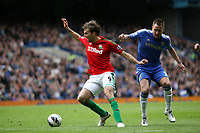 Pictured: Michu goes around John Terry<br />