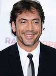 """Actor Javier Bardem arrives at The Los Angeles Premiere of """"Vicky Cristina Barcelona"""" at the Mann Village Theatre on August 4, 2008 in Westwood, California."""