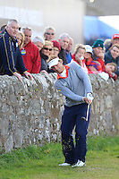 Joost Luiten (NED) during the final round of the Alfred Dunhill links Championship Old Course, St Andrews, Fife, Scotland.<br /> Picture Fran Caffrey www.golffile.ie