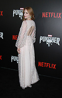 NEW YORK, NY November 06, 2017 Jaime Ray Newman attendNETFLIX presents premiere of Marvel's Punisher at the AMC Loews 34th Street in New York November 06, 2017. Credit:RW/MediaPunch