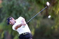 02/16/13 Pacific Palisades, CA:   Charl Schwartzel during the third round of the Northern Trust Open held at Riviera Country Club.