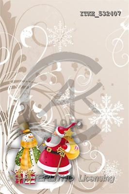 Isabella, CHRISTMAS SANTA, SNOWMAN, paintings(ITKE532407,#X#) Weihnachtsmänner, Schneemänner, Weihnachen, Papá Noel, muñecos de nieve, Navidad, illustrations, pinturas