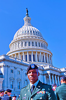 US Army Medic, EMT being Honored at the White House  Architecture, Buildings,