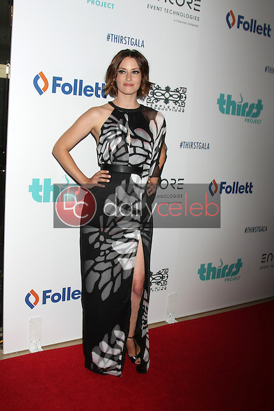 Chyler Leigh<br /> at the Sixth Annual Thirst Gala, Beverly Hilton Hotel, Beverly Hills, CA 06-30-15<br /> David Edwards/DailyCeleb.com 818-249-4998