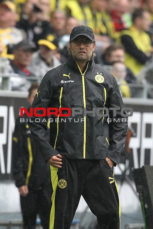 18.08.2013, Signal Iduna Park, Dortmund, GER, 1. FBL, Borussia Dortmund vs Eintracht Braunschweig, im Bild<br /> Juergen / J&uuml;rgen Klopp (Trainer Dortmund)<br /> <br /> Foto &copy; nph / Mueller