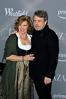 LOS ANGELES - FEB 20:  Marilou York, Mark Hamill at the 20th Costume Designers Guild Awards at the Beverly Hilton Hotel on February 20, 2018 in Beverly Hills, CA