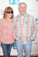 Henry Winkler, Stacey Weitzman<br />
