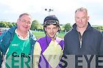 AT THE RACES: Pat Hartnett, Castleisland, Vanagio and Pat Lacey, Asdee, were at Castleisland Races last Sunday..