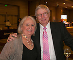 Bonnie and Dennis Cuneo during Big Chefs Big Gala at the Grand Sierra Resort in Reno, Nevada on Saturday, April 13, 2019.