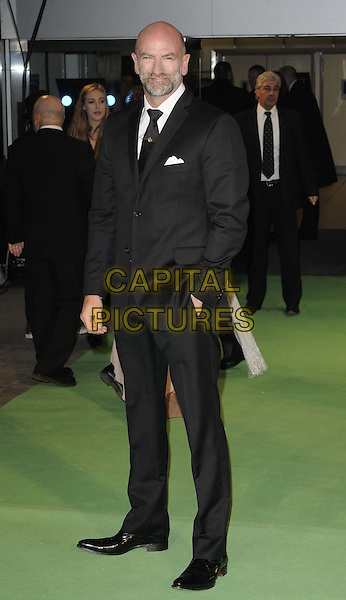 Graham McTavish.The Royal Film Performance 2012 - 'The Hobbit: An Unexpected Journey' at the Odeon Cinema, Leicester Square, London, England..December 12th 2012.full length white tie beard facial hair black hand in pocket .CAP/CAN.©Can Nguyen/Capital Pictures.