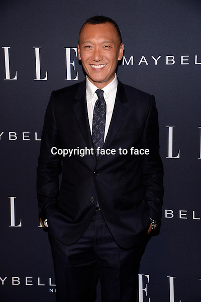 NEW YORK, NY - SEPTEMBER 06,2013: Joe Zee pictured at The Fourth Annual Elle Fashion Next at the David H. Koch Theatre at Lincoln Center during Mercedes-Benz Fashion Week at Lincoln Center on September 6, 2013 in New York CityMPIPluvious / RTN / MediaPunch Inc<br />