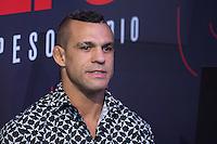 SÃO PAULO, SP, 05.11.2015 - UFC-SP - Vitor Belford durante entrevista coletiva no UFC Media Day, no hotel Hilton, na zona sul de São Paulo, na manhã desta quinta-feira, 05. (Foto: Adriana Spaca/Brazil Photo Press)
