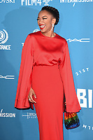 LONDON, UK. December 02, 2018: Naomie Akie at the British Independent Film Awards 2018 at Old Billingsgate, London.<br /> Picture: Steve Vas/Featureflash