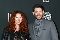 LOS ANGELES - JAN 4:  Danneel and Jensen Ackles at the Art of Elysium Gala - Arrivals at the Hollywood Palladium on January 4, 2020 in Los Angeles, CA