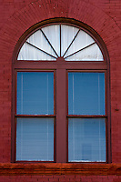 Photo series: windows and doors in downtown Waxahachie, Texas.