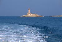 - lighthouse to the entrance of the Brindisi harbor<br /> <br /> - faro all'ingresso del porto di Brindisi