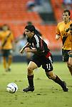 17 July 2004: Alecko Eskandarian (11). Los Angeles Galaxy tied DC United 1-1 at RFK Stadium in Washington, DC during a regular season Major League Soccer game..