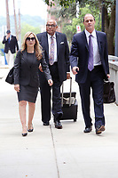 NORRISTOWN, PA - JUNE 17 :  Brian McMonagle arrives to the Montgomery County Courthouse on the eleventh day of Bill Cosby's sexual assault trial and the fifth full day of jury deliberation on June 17, 2017 in Norristown, Pennsylvania.  photo credit  Star Shooter/MediaPunch