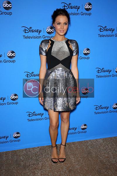 Camilla Luddington<br /> at the Disney/ABC Summer 2013 TCA Press Tour, Beverly Hilton, Beverly Hills, CA 08-04-13<br /> David Edwards/DailyCeleb.Com 818-249-4998
