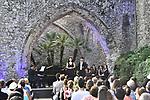 """Nella Sala dei Cavalieri di Villa Rufolo, <br /> Conservatorio di Musica 'S. Pietro a Majella' di Napoli<br /> Concerto """"Rossini""""<br /> Angelo Gazzaneo, pianoforte<br /> a cura del dipartimento di canto"""
